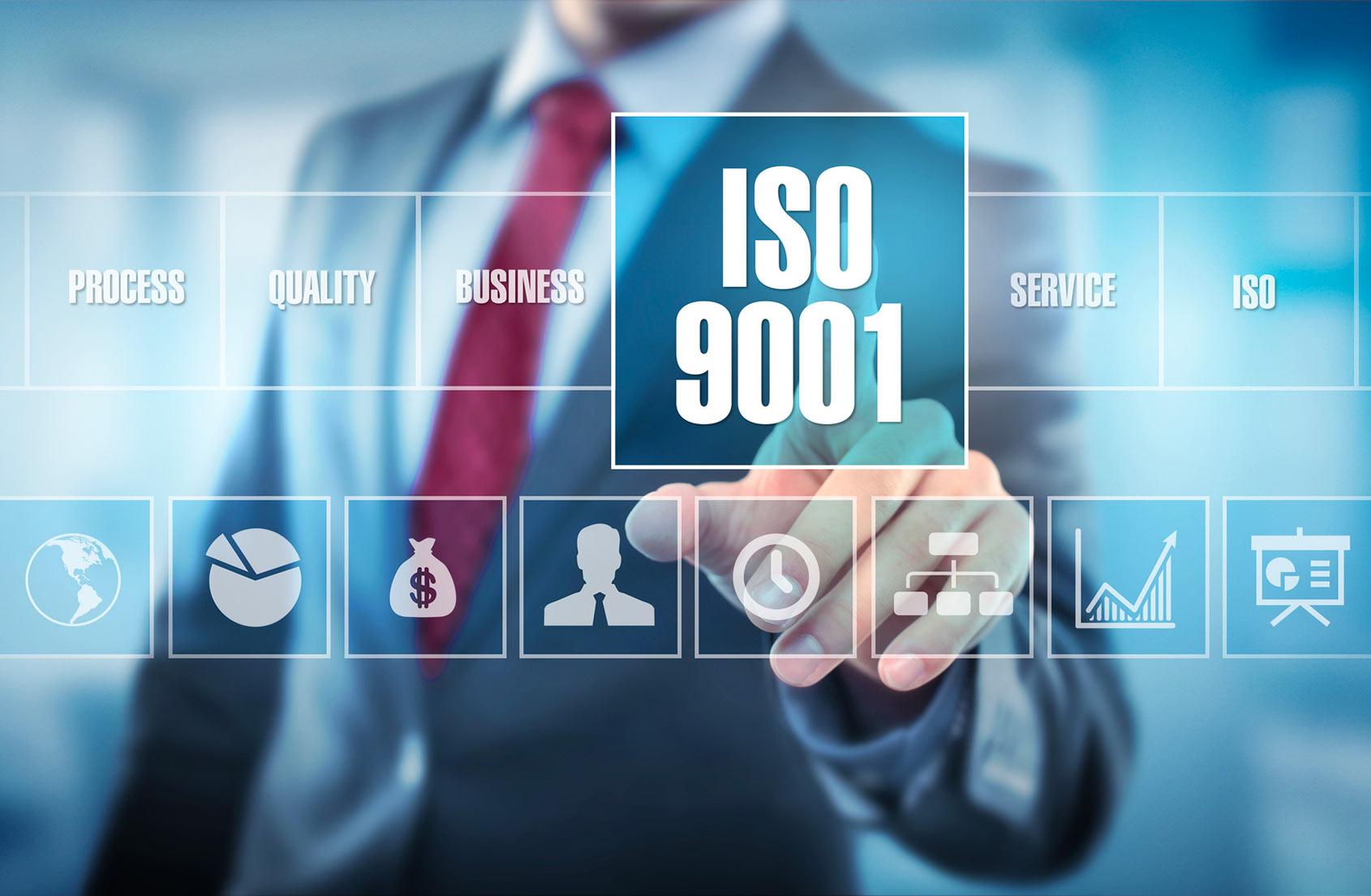 systeme qualité référentiel iso 9001